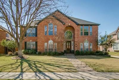 Plano Single Family Home For Sale: 4128 Fair Meadows Drive