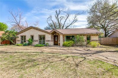 Dallas Single Family Home For Sale: 13714 Peyton Drive