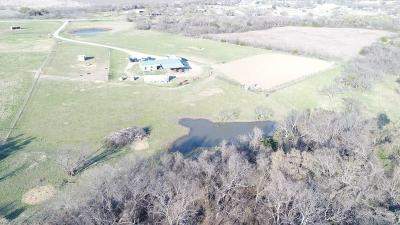 Erath County Single Family Home Active Option Contract: 687 W Fm 1188