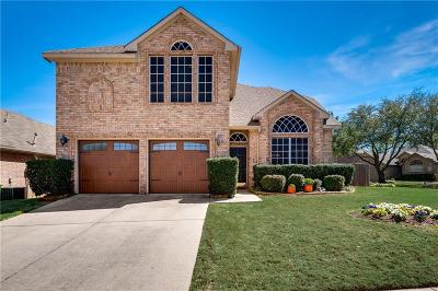 Flower Mound Single Family Home For Sale: 2200 Starleaf Place