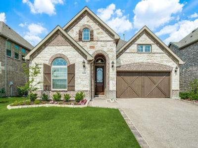Frisco TX Single Family Home For Sale: $590,091