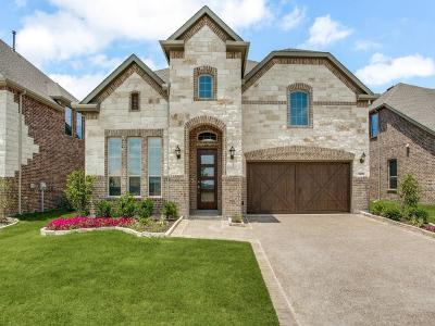 Frisco TX Single Family Home For Sale: $598,599
