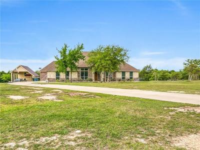 Weatherford Single Family Home For Sale: 317 S Ridgeoak Court