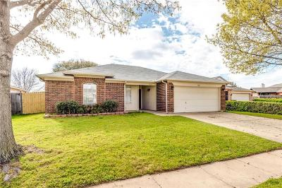 Watauga Single Family Home For Sale: 7721 Virgie Court
