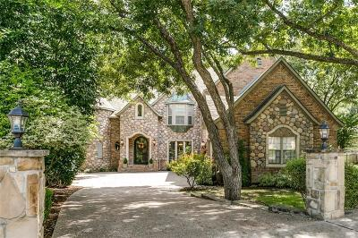 McKinney Single Family Home For Sale: 1728 Pembroke Lane