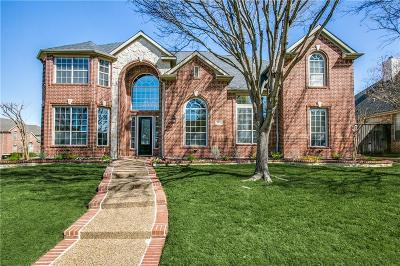 Frisco TX Single Family Home For Sale: $484,900