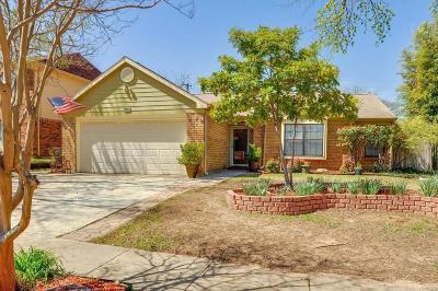 Arlington Single Family Home For Sale: 6004 Rocky Point Drive