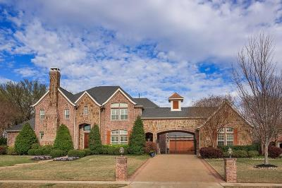 Southlake Single Family Home For Sale: 811 Longhorn Hollow