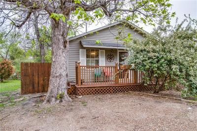 Van Alstyne Single Family Home For Sale: 721 W A Denton Drive