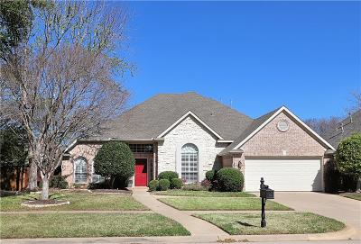 Flower Mound Single Family Home For Sale: 4625 Windmill Lane