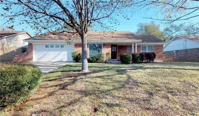 Arlington Single Family Home For Sale: 1101 Byron Lane