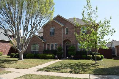 Frisco Single Family Home For Sale: 9602 Dickens Lane