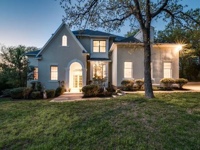 Oak Point Single Family Home Active Option Contract: 1030 Oak View Drive
