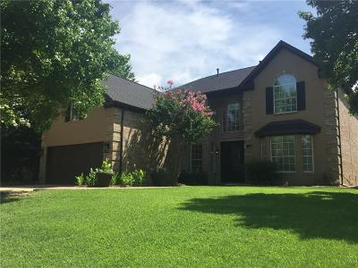 Flower Mound Single Family Home For Sale: 2708 Ponderosa Pine Drive