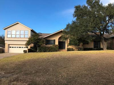 Rockwall TX Single Family Home For Sale: $255,000