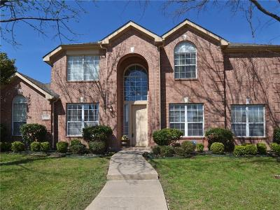 Plano Single Family Home For Sale: 3333 Spring Mountain Drive