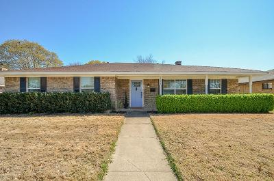 Plano Single Family Home For Sale: 2212 Forestcrest Drive