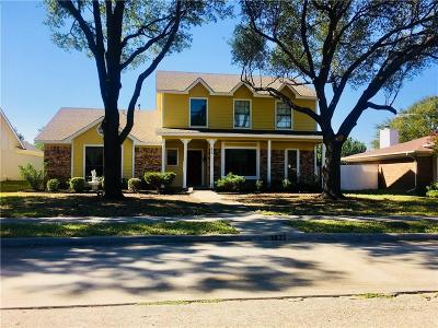 Denton County Single Family Home For Sale: 1822 Tiburon Bend