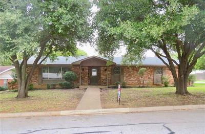 North Richland Hills Single Family Home For Sale: 7009 Marilyn Lane