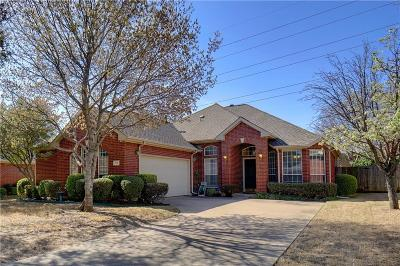 Trophy Club TX Single Family Home For Sale: $252,000