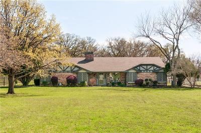 Keller Single Family Home For Sale: 1308 Robin Court