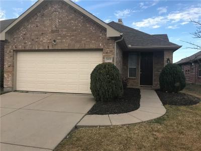Prosper Single Family Home For Sale: 15933 Alvarado Drive