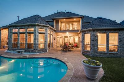 Mckinney Single Family Home For Sale: 6900 Boulder Lake Road