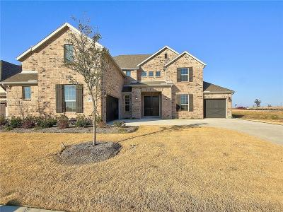 Rockwall Single Family Home For Sale: 524 Emerson Drive