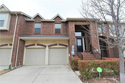 Irving Townhouse For Sale: 3672 Vienna Street