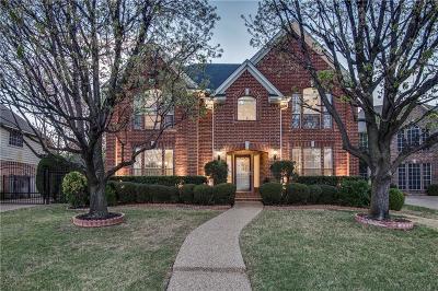 Arlington Single Family Home For Sale: 2000 Hunter Place Court