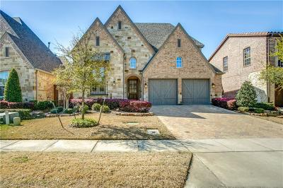 Irving Single Family Home For Sale: 650 Brookstone Drive
