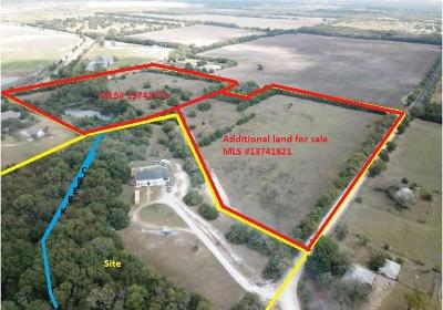 Melissa Farm & Ranch For Sale: Tbd Fm 545, Crs415 & 413
