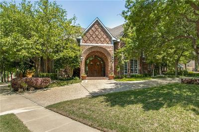 Plano Single Family Home For Sale: 6625 Overlook Court