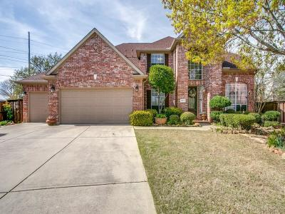 Coppell TX Single Family Home For Sale: $529,900
