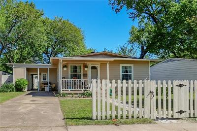 McKinney Single Family Home For Sale: 814 Woodleigh Drive