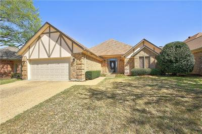 Southlake, Westlake, Trophy Club Single Family Home For Sale: 4 Oak Village Court