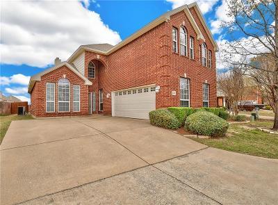 McKinney TX Single Family Home For Sale: $349,900