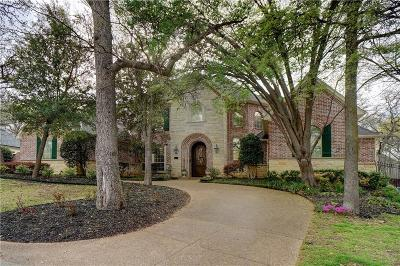 Southlake, Westlake, Trophy Club Single Family Home For Sale: 802 Huntington Court