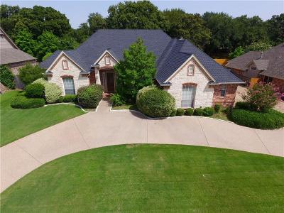 Mansfield Single Family Home For Sale: 1509 Cannon Gate Drive