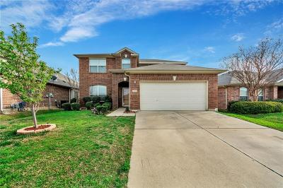 Fort Worth Single Family Home For Sale: 1304 Mountain Air Trail