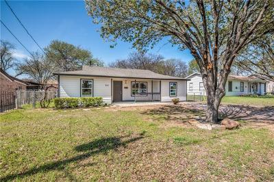 Euless Single Family Home For Sale: 710 Cannon Drive