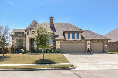 Forney TX Single Family Home For Sale: $329,999