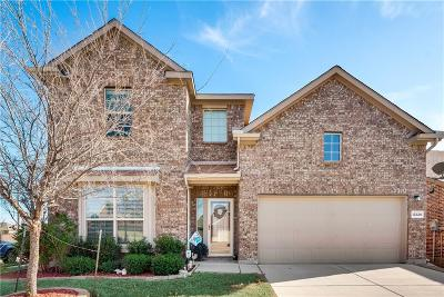 Frisco Single Family Home For Sale: 12228 Candle Island Drive