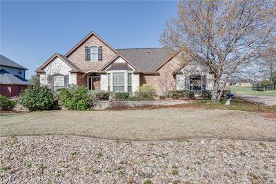 Granbury Single Family Home Active Kick Out: 9106 Bellechase Road