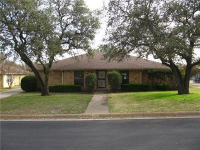 Fort Worth Single Family Home For Sale: 4629 Cinnamon Hill Drive
