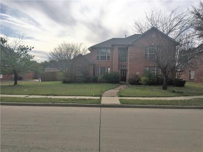 Plano Single Family Home For Sale: 7305 Del Rio Drive