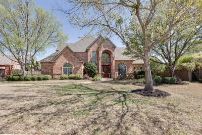 Single Family Home Sold: 1325 Bent Trail Circle