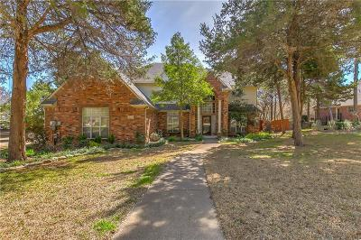 Cedar Hill Single Family Home For Sale: 820 Hickory Knob Circle