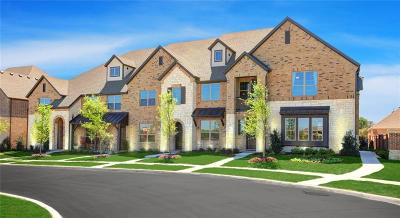 McKinney TX Townhouse For Sale: $323,690