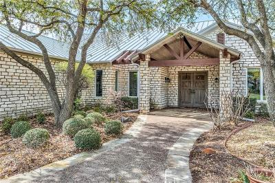 Flower Mound Single Family Home Active Option Contract: 8609 Doral Court W